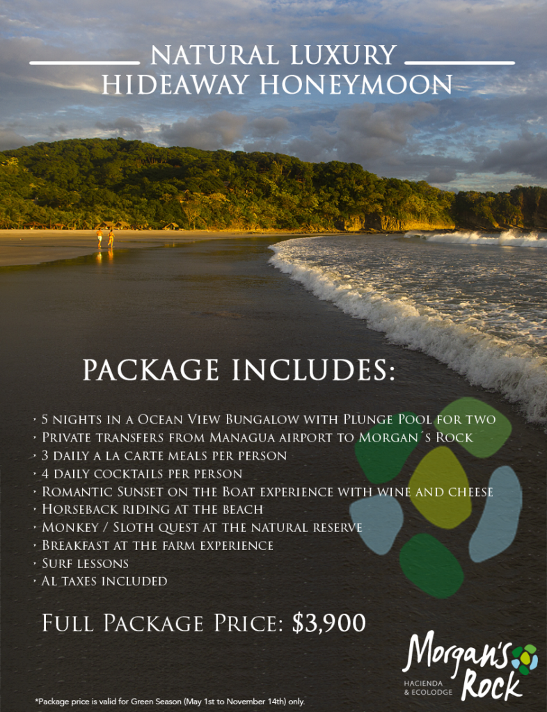 Honeymoon Package Green Season